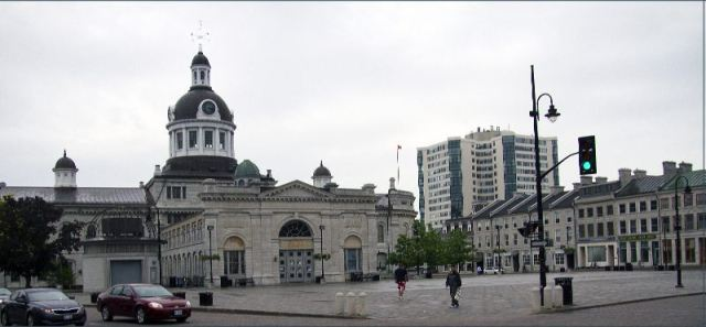 Kingston, Limestone City