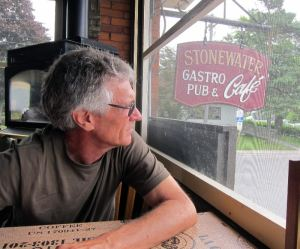 We really liked the Stonewater cafe.  It is also a pub and a bed and breakfast.