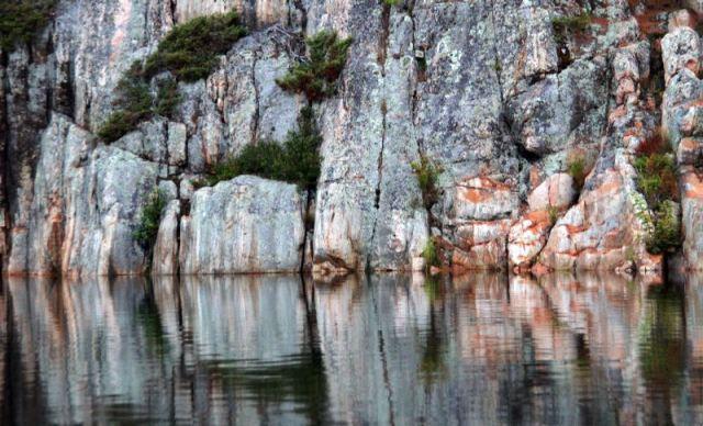 Granite Reflections