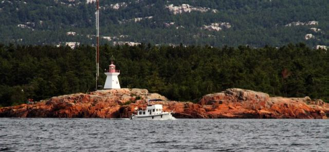 The Lighthouse at Killarney Channel