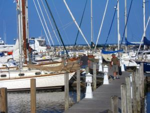 Harrisville Marina