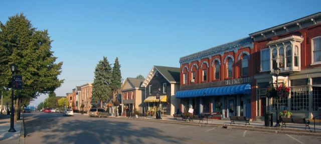 Main Street of Lexington